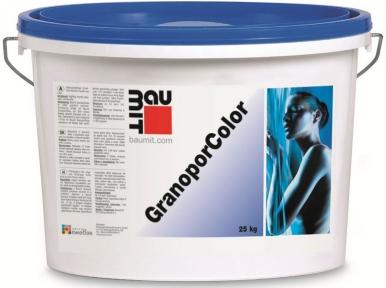 Baumit GranoporColor. Акрилова фарба, 22.4 кг