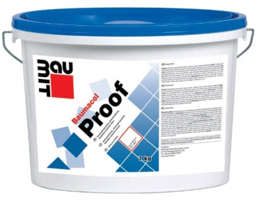 Baumit Proof. Гидроизоляционная смесь 7кг