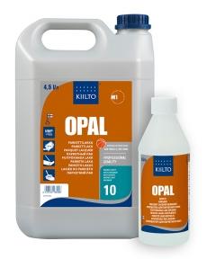 Kiilto Opal. Паркетный лак