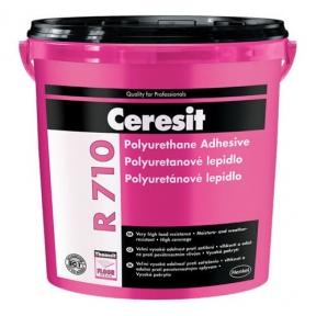 Ceresit R 710. Клей для каучуковых и ПВХ покрытий полиуретановый, 10 кг