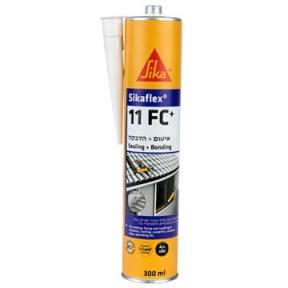 Sikaflex -11FC. Однокомпонентний поліуретановий герметик, 300мл