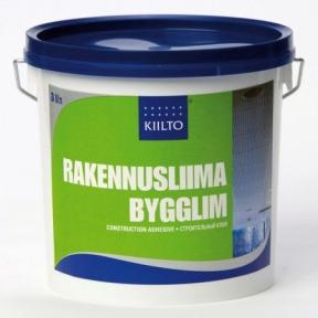 Kiilto Rakennusliima. Строительный клей