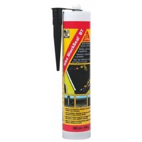 Sika BlackSeal BT. Конструктивный бутиловый клей-герметик 300мл