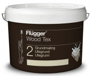 Flugger. Алкидная краска  Wood Tex Priming Paint