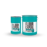 FLOOR EXPERT EP CLEAR TOP (компонент A 6,67кг / компонент B 3,33кг). Двокомпонентна смола